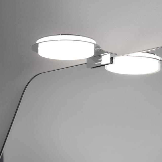 KOH-I-NOOR LUNA mirror light