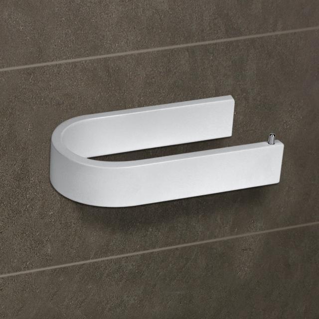 KOH-I-NOOR MATERIA toilet roll holder white
