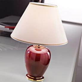 austrolux by KOLARZ Giardino Bordeaux table lamp