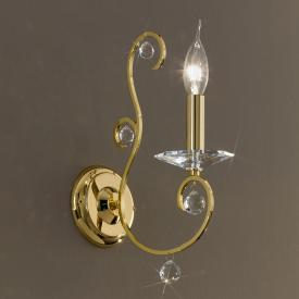 Kolarz Carat wall light, 1 head