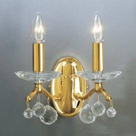 Kolarz Carmen II wall light