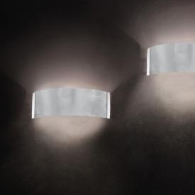 Kolarz Emozione wall light, chrome