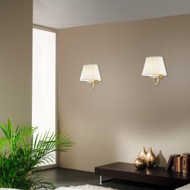 Kolarz Imperial wall light with shade