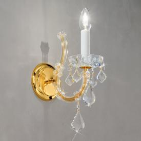 Kolarz Maria Louise wall light, 1 head