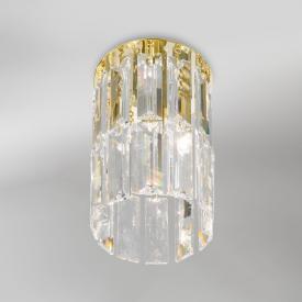 Kolarz Prisma ceiling light, round