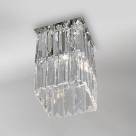 Kolarz Prisma ceiling light, square