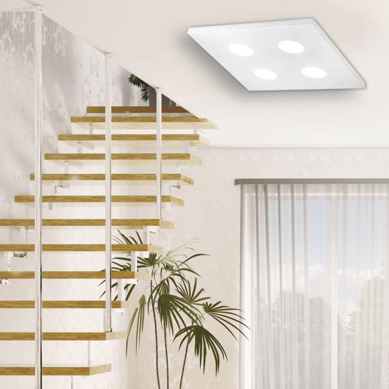 austrolux by KOLARZ Click Square ceiling light, 3 heads