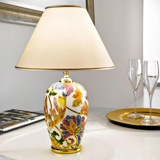 austrolux by KOLARZ Damasco table lamp