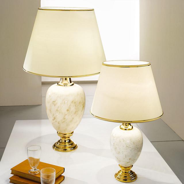 austrolux by KOLARZ Dauphin table lamp