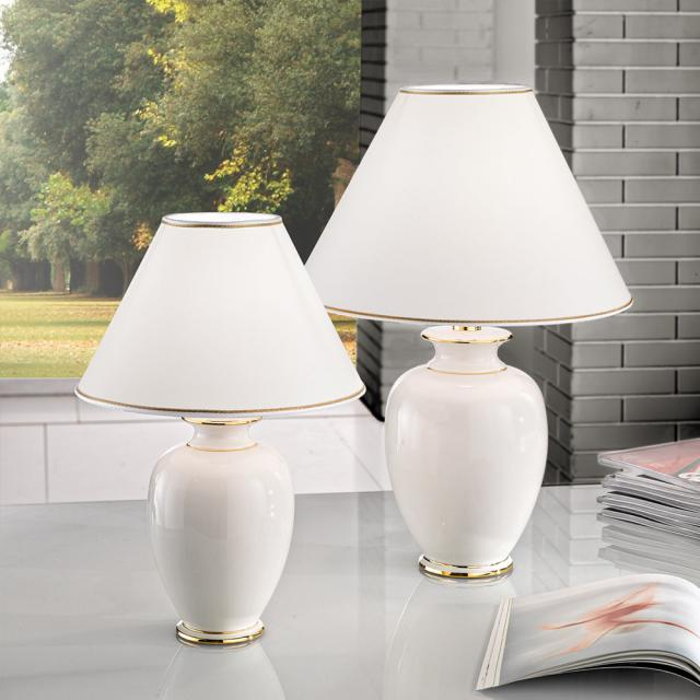 austrolux by KOLARZ Giardino Avorio table lamp