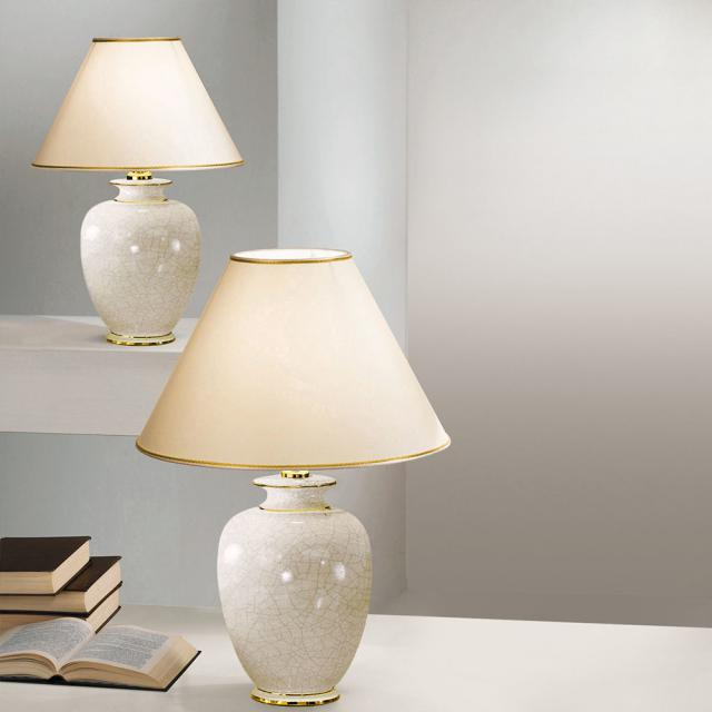 austrolux by KOLARZ Giardino Cracle table lamp