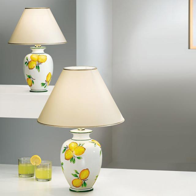 austrolux by KOLARZ Giardino Lemone table lamp