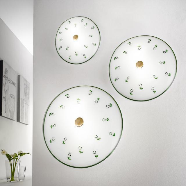 austrolux by KOLARZ Nonna LED ceiling light
