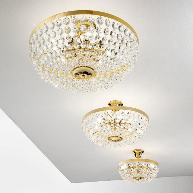 austrolux by KOLARZ Valerie ceiling light, 6 heads