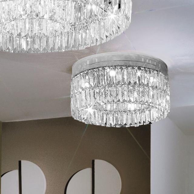 KOLARZ Prisma ceiling light, rund