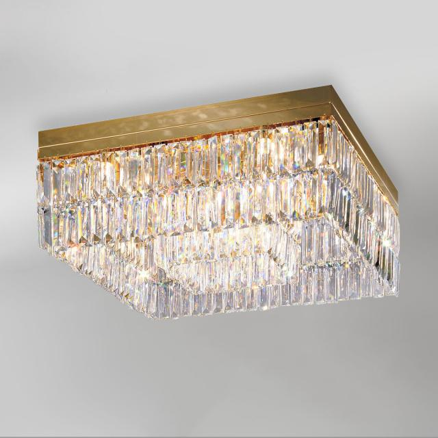 KOLARZ Prisma ceiling light, eckig