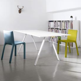 Kristalia Neat metal desk
