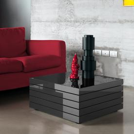 Kristalia redor lacquered side table