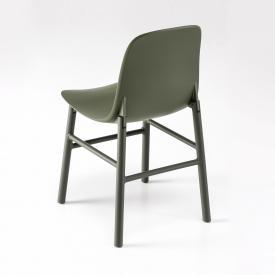 Kristalia Sharky chair