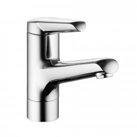 KWC Adrena single lever basin mixer with swivel spout without waste set