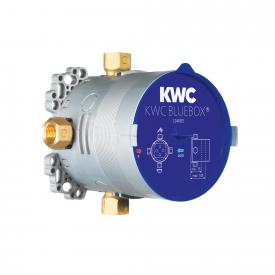 "KWC Bluebox concealed unit, 1/2"" thread without shut-off valve"
