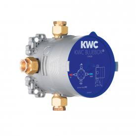"KWC Bluebox concealed unit, 3/4"" thread"