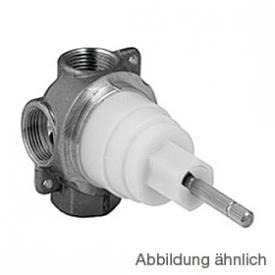 """KWC concealed unit for shut-off regulating valve, 3/4"""""""