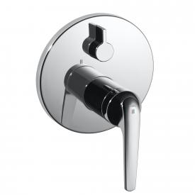 KWC Domo concealed single lever bath mixer