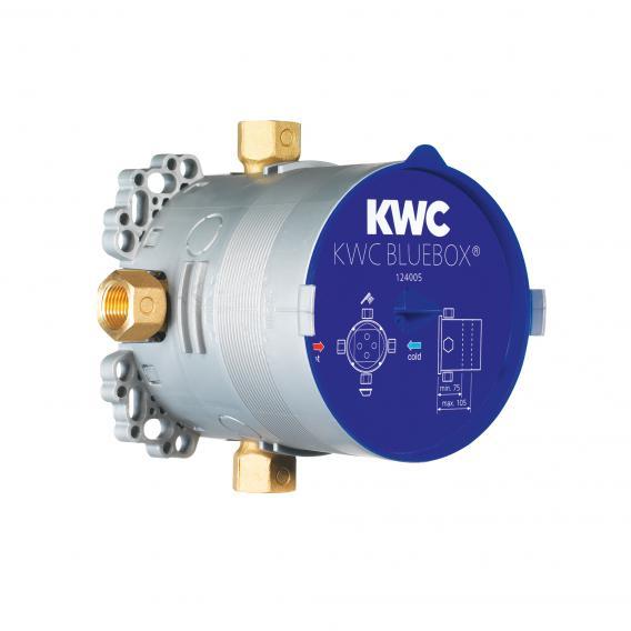 "KWC Bluebox concealed unit, 1/2"" thread without shut-off valve"