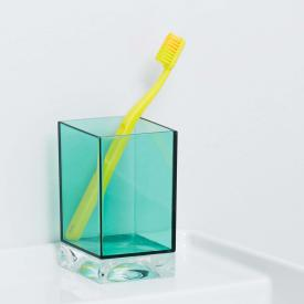 Kartell by Laufen Boxy tumbler green