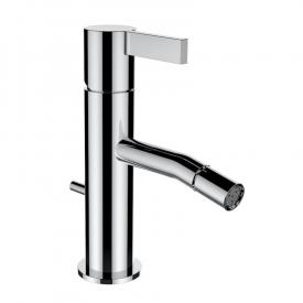 Kartell by Laufen single lever bidet mixer chrome