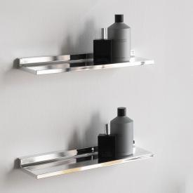 Kartell by Laufen wall-mounted shelf silver