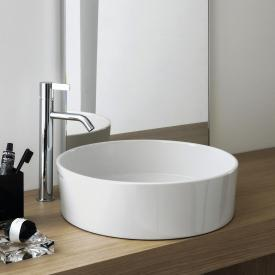 Kartell by Laufen washbowl white, with Clean Coat, without tap hole