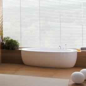 Laufen Alessi One oval semi-recessed bath