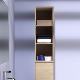 Laufen Boutique medium unit, open light oak