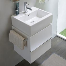 Laufen Case for Living City vanity unit with 2 pull-out compartments front white gloss / corpus white gloss