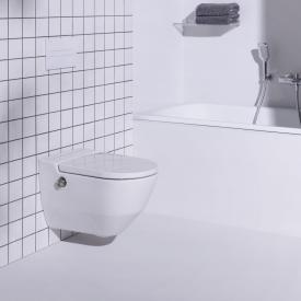Laufen Cleanet Navia shower toilet, complete set white, with Clean Coat
