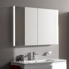 Laufen frame 25 LED mirror cabinet mirrored sides