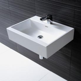 Laufen Living City washbasin with 1 tap hole, grounded