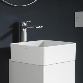 Laufen Living SaphirKeramik countertop washbasin white, with Clean Coat