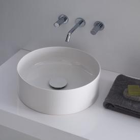 Laufen Living SaphirKeramik washbasin white, with Clean Coat