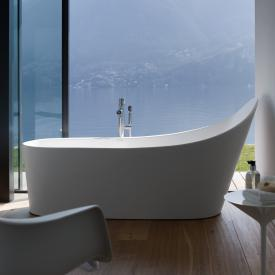 Laufen Palomba freestanding bath with LED lighting