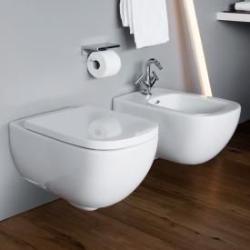 Laufen Palomba toilet seat with lid white with soft-close
