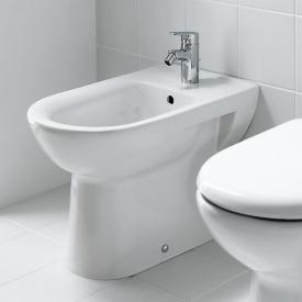 Laufen Pro floorstanding bidet white, with CleanCoat, with 1 tap hole
