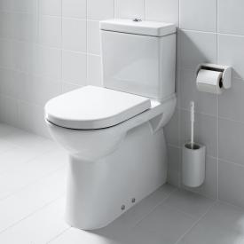 Laufen Pro floorstanding close-coupled washdown toilet white, with CleanCoat