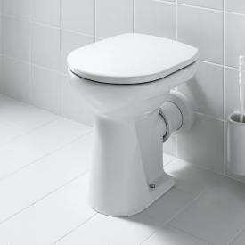 Laufen Pro floorstanding washdown toilet, short version white