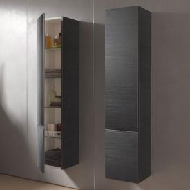 Laufen Pro tall unit with 1 door front wenge / corpus wenge