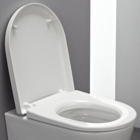 Laufen Pro toilet seat with lid for visible fitting white, with soft-close