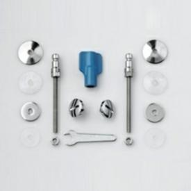 Laufen replacement hinge for toilet seat Form 897670 + Laufen Pro models as from March 09