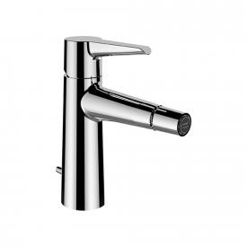 Laufen VAL bidet mixer with pop-up waste set